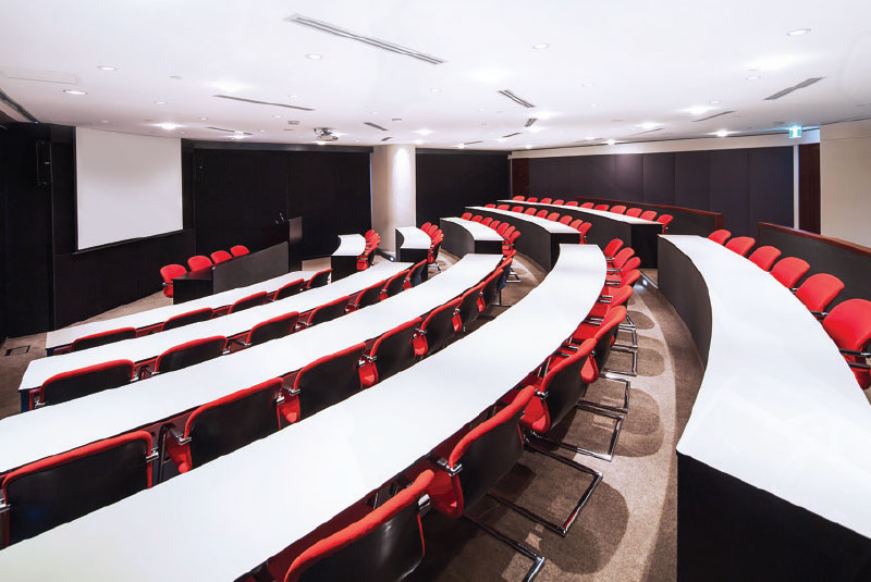 QV1 conference Room in the Peth CBD