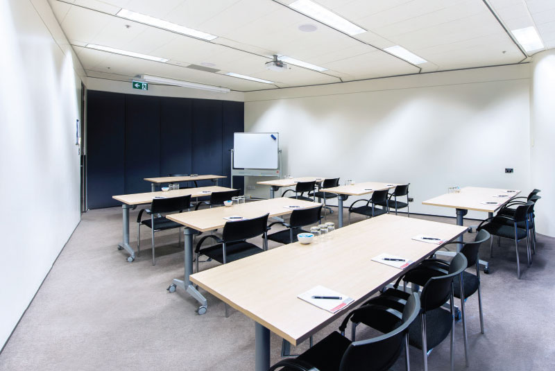 Training Room in the Perth CBD for hire